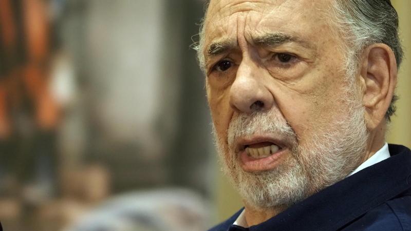 "Francis Ford Coppola quer rodar ""Megalopolis"", o seu filme ""mais ambicioso"""