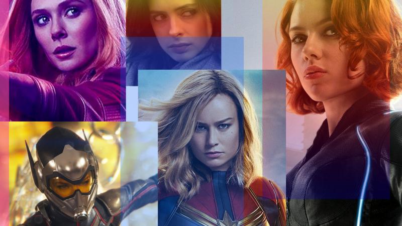 Que heroína da Marvel mais se parece consigo?