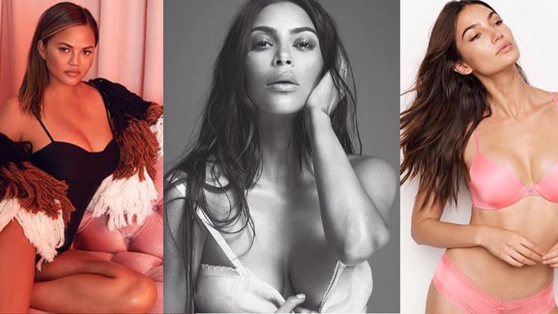Quando as famosas se mostram mulheres comuns