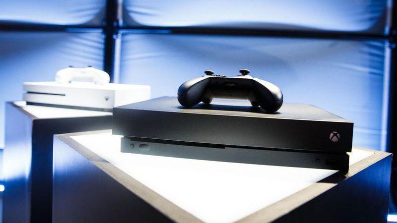 Xbox One X brevemente disponível em pré-venda