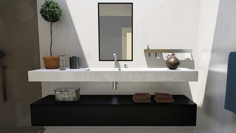 Descubra qual o móvel que fica melhor na sua casa de banho