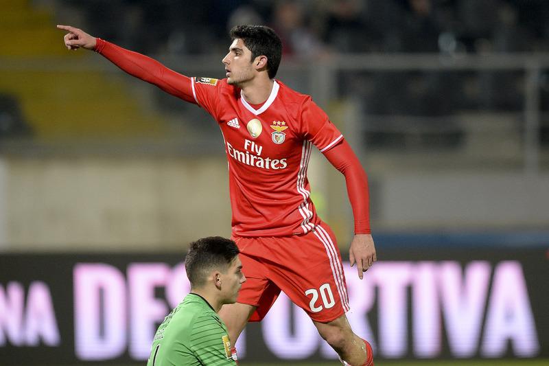 Gonçalo Guedes será a quarta maior venda do Benfica