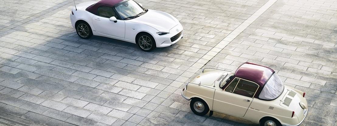 Edição especial do R360 Coupe assinala os 100 anos da Mazda