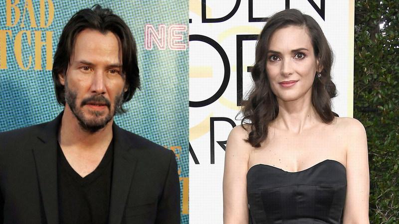 Winona Ryder e Keanu Reeves podem ter casado sem querer. Francis Ford Coppola confirma
