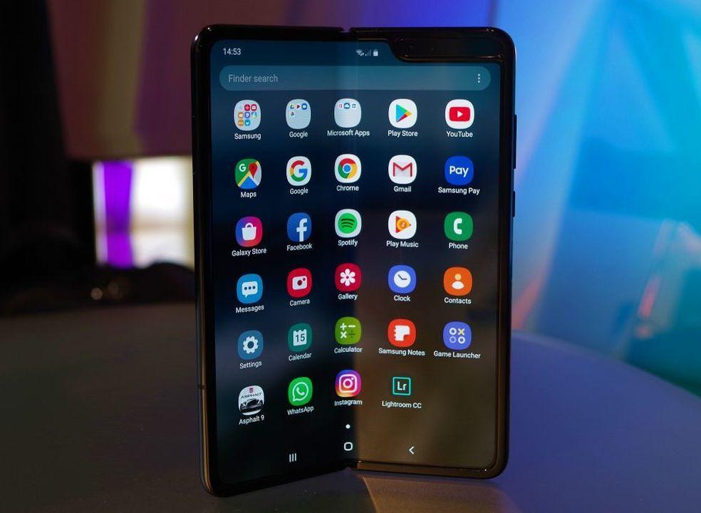 Samsung pode adiar lançamento do Galaxy Fold após problemas registados nas unidades de teste