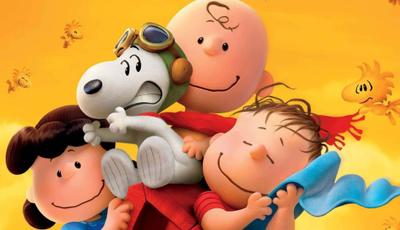 Divirta-se com o Snoopy e Peanuts
