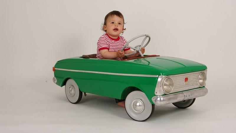 Mantenha os seus filhos seguros na estrada