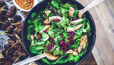 Como tornar uma salada deliciosa