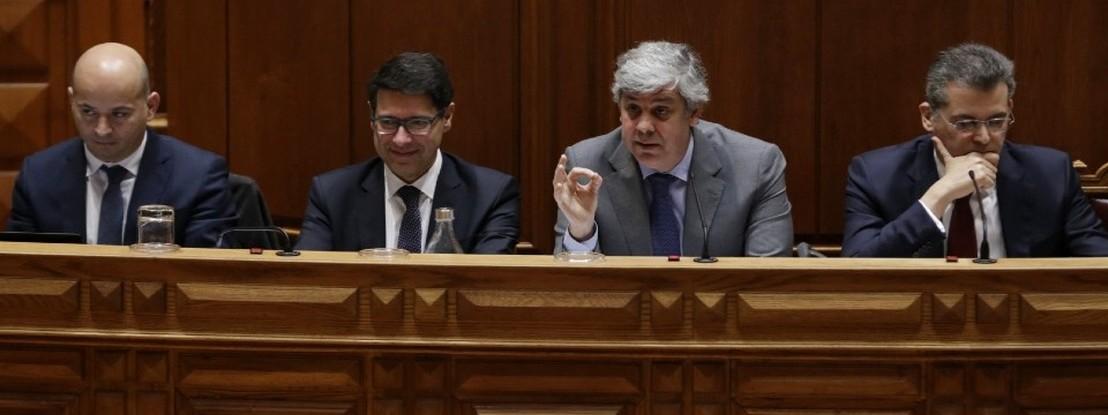 """Centeno garante que """"não está a negociar injeção extraordinária"""" de capital no Novo Banco"""