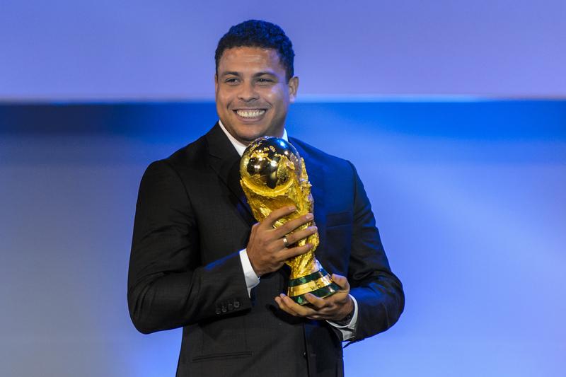 Ronaldo vai regressar ao Real Madrid, agora como embaixador