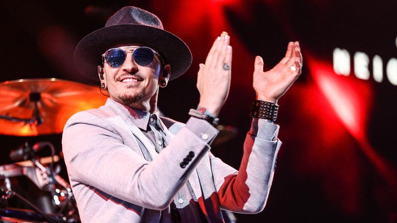 Linkin Park despedem-se de Chester Bennington com mensagem emotiva