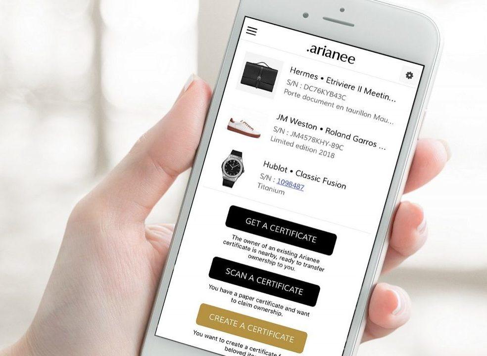 Blockchain chega ao mercado do luxo. É arma no combate à contrafação