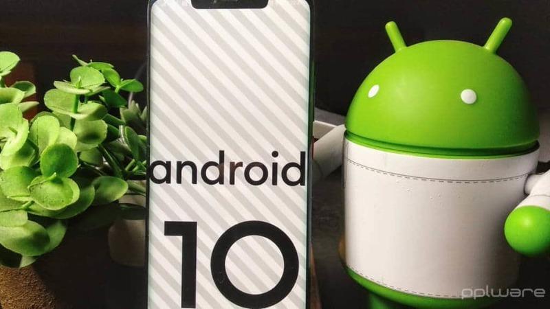 Como procurar atualizações de segurança da Play Store no Android 10