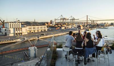 Okah e Zazah Good View: Um dois-em-um em Lisboa