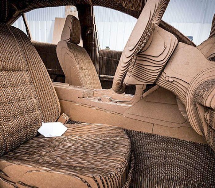Lexus cria Origami Car