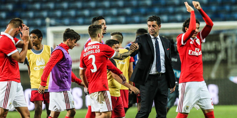 Benfica-Aves: ´Águias` precisam de ´voar` para a vitória para afastar sinais de crise