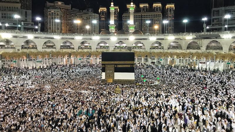Peregrinação a Meca moderniza-se com recurso a aplicações móveis