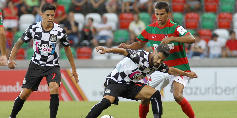 Marítimo vence na receção ao Boavista e sobe à sexta posição