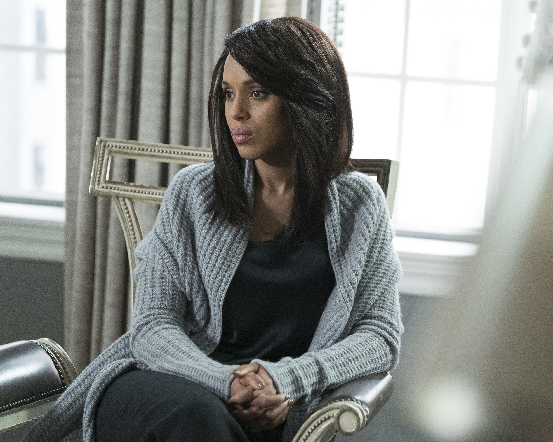 """Adeus, Olivia Pope: """"Scandal"""" acabou para sempre, garante criadora"""