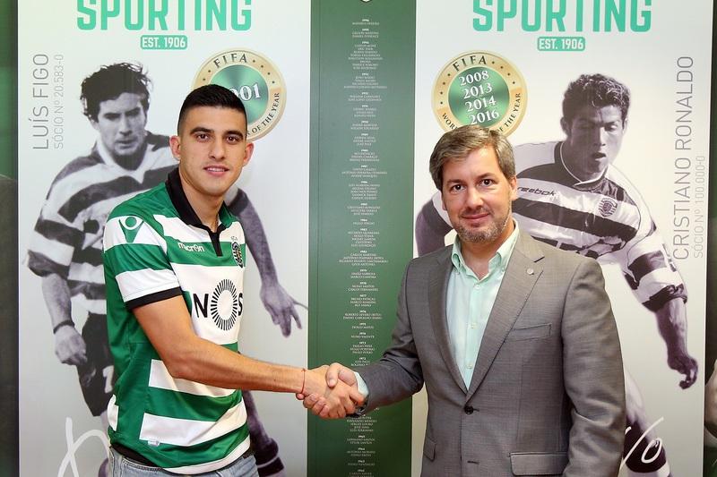 """Battaglia: """"Olhava para o Sporting como um sonho"""""""