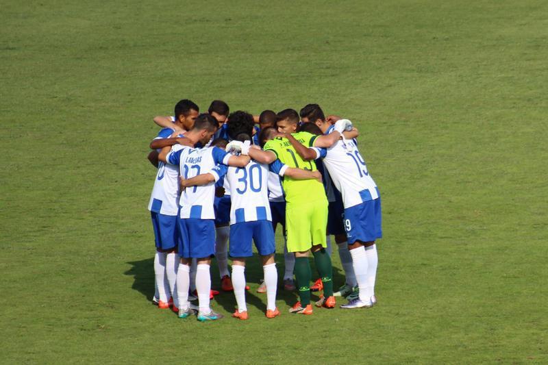 Estreante Vizela continua nas três frentes e invicto na II Liga há dois meses