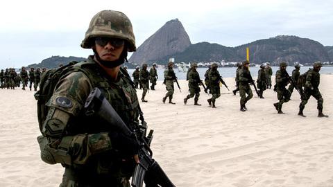 Rio'2016: Polícia brasileira prende mais um suspeito de ligações com grupos terroristas