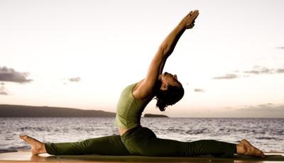 Programa completo de Yoga e relaxamento, sem sair de casa