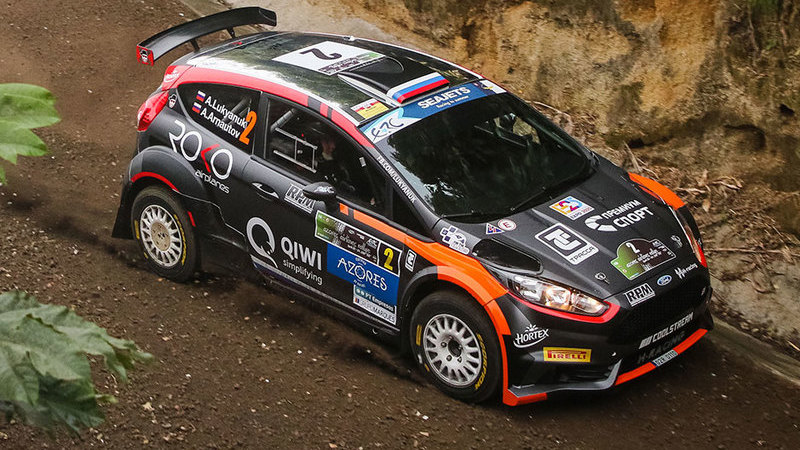 Alexey Lukyanuk vence Azores Airlines Rallye