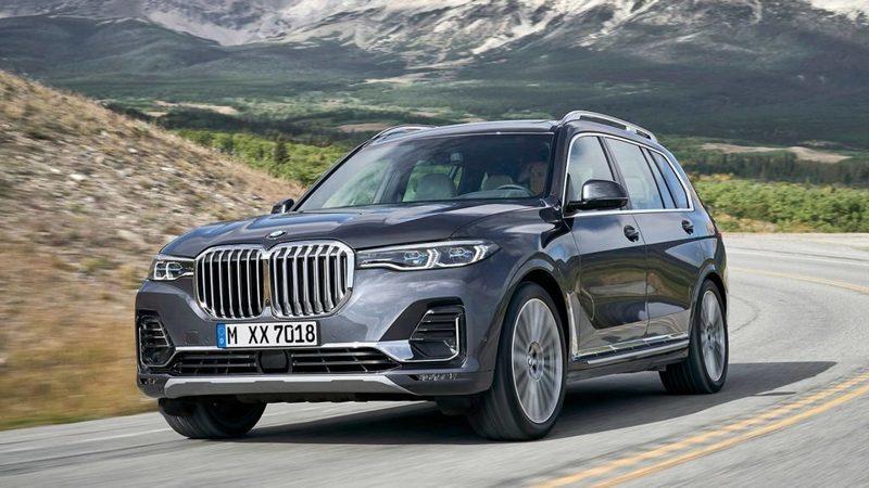 Novo BMW X7: Luxo de alto nível