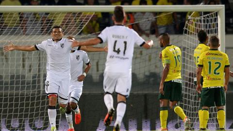 I Liga: Goleada do V. Guimarães na abertura da 3.ª Jornada