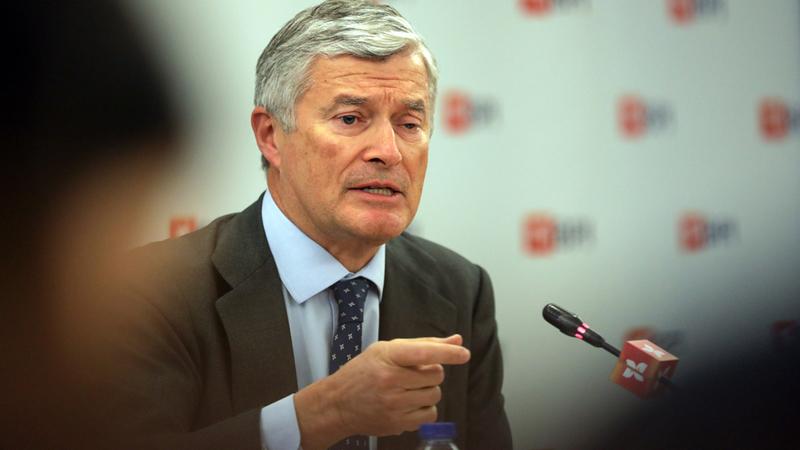 """Pablo Forero: """"Acreditamos que o BCE vai exigir um rácio de capital mais baixo ao BPI este ano"""""""