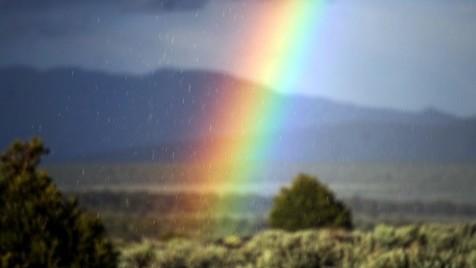 Mostra-me o teu melhor arco-íris