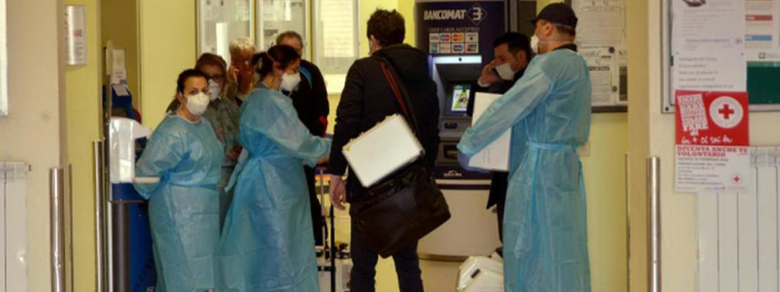 Coronavírus: FMI considera que surto põe em risco recuperação da economia mundial