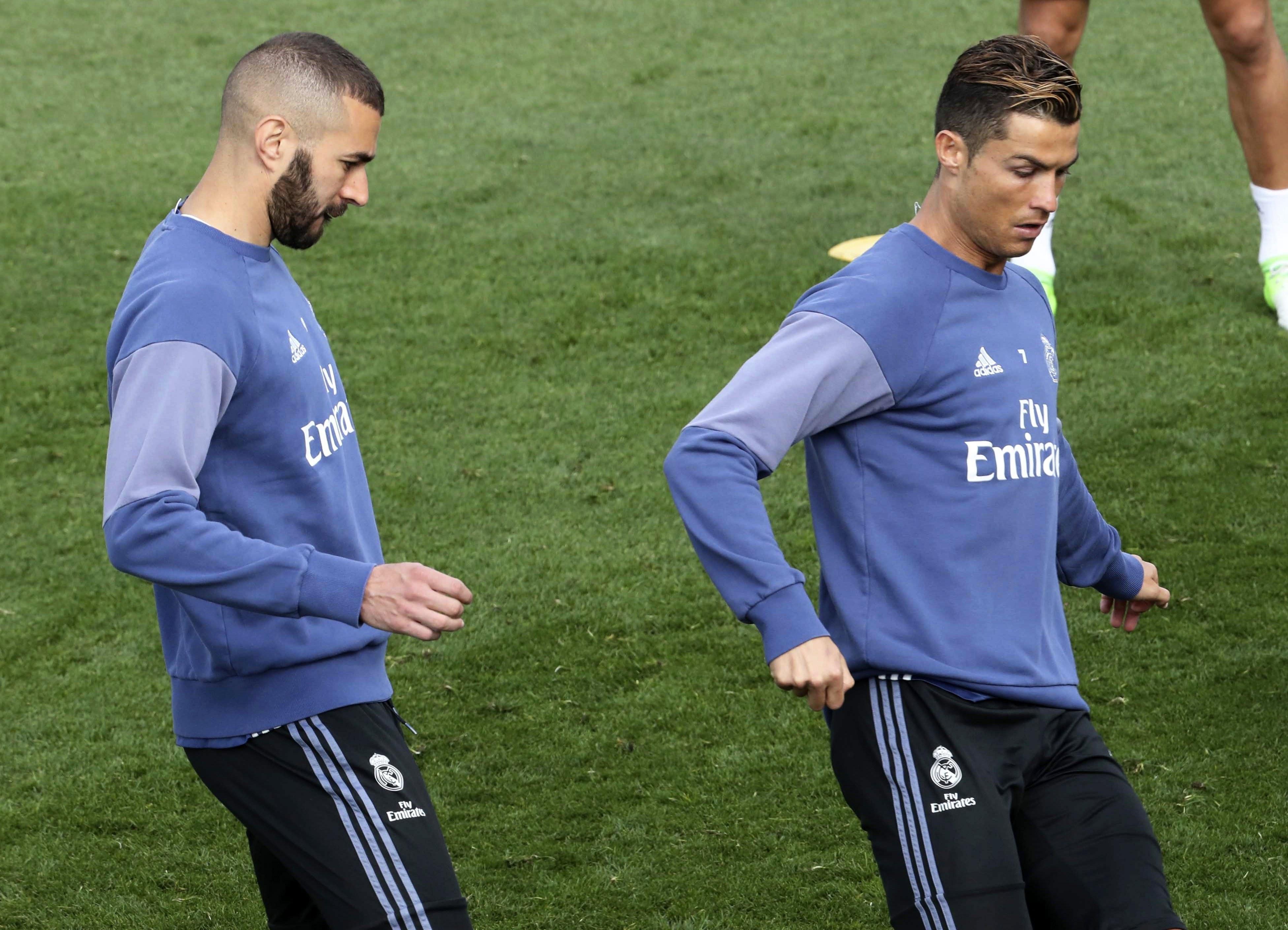 Zidane poupa Cristiano Ronaldo para a visita ao Deportivo