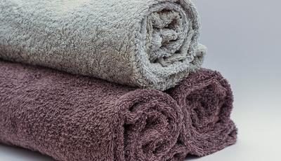 Erros que comete com a sua toalha de banho