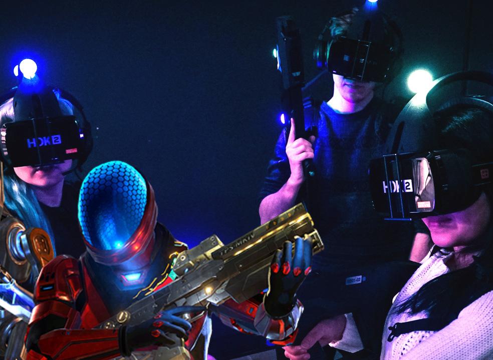 Singularity: nova experiência de realidade virtual chegou a Portugal