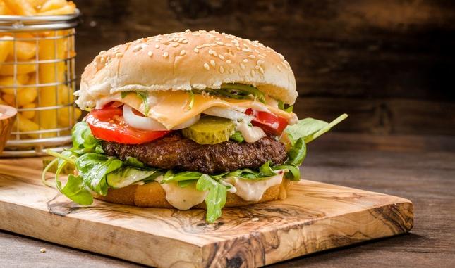 9 hambúrgueres para quem quer cozinha rápida…mas caseira