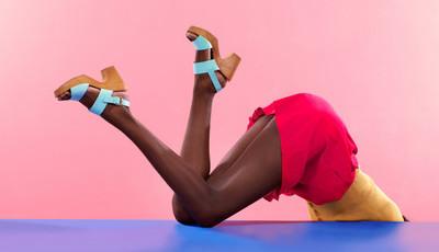 Este é o calçado da moda que nos faz viajar até aos anos 90