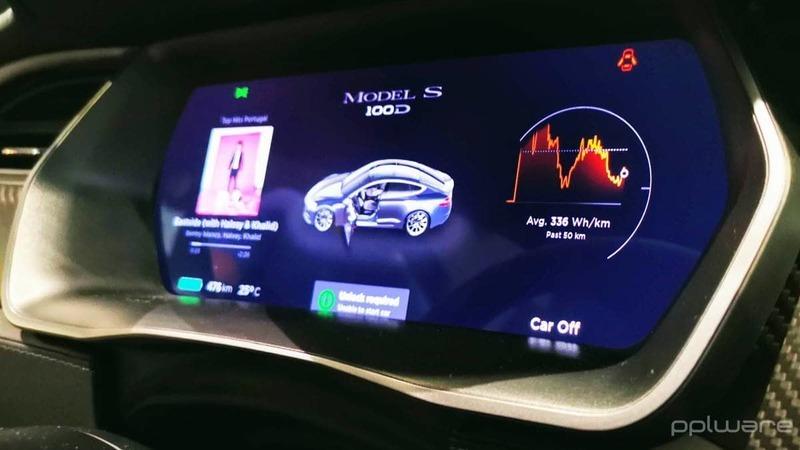 Atualização da Tesla revela próximas grandes novidades para os Model S e Model X