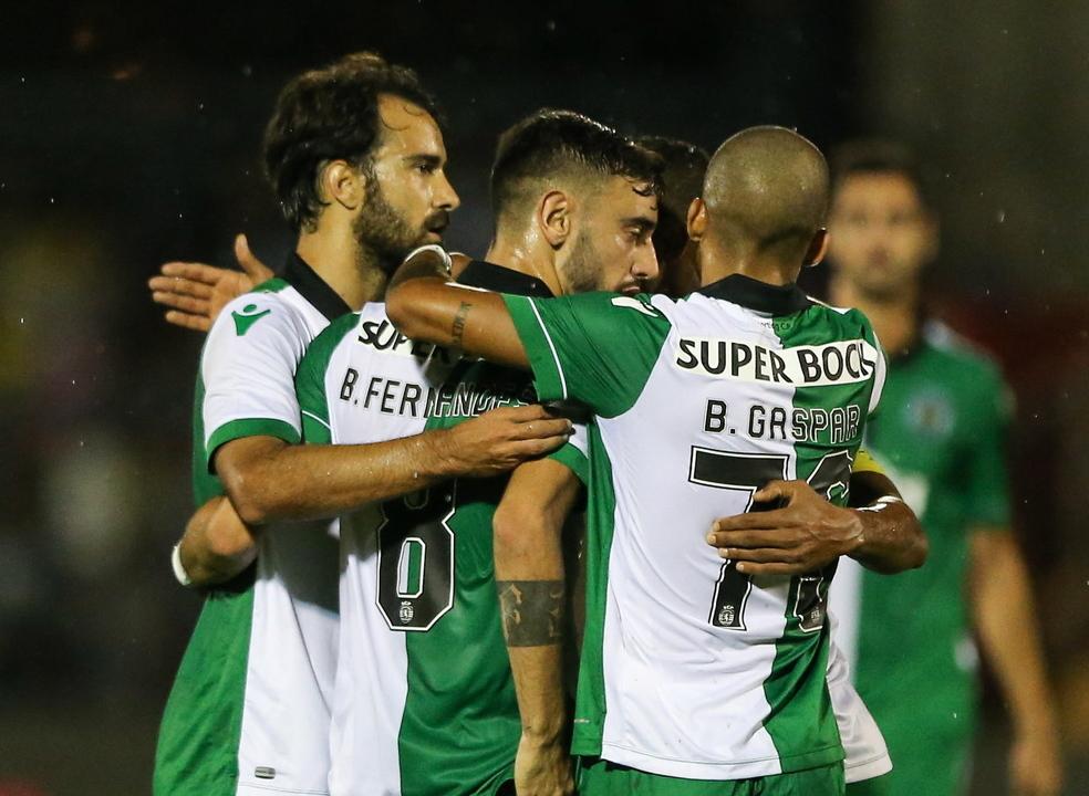 Loures 1-2 Sporting: 'leão' fez o que lhe competia e segue em frente na Taça de Portugal