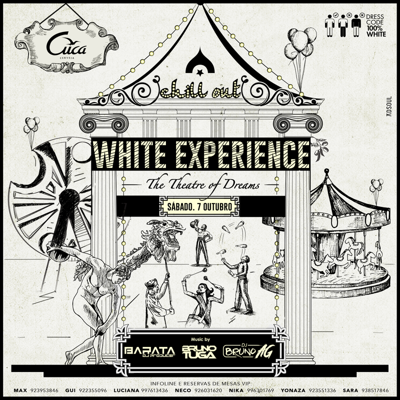ChillOuT White Experience