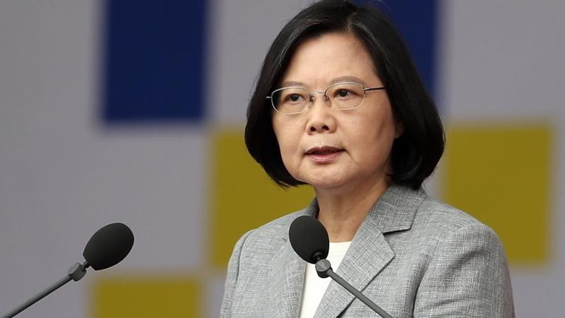 Presidente de Taiwan defende cineasta pró-independência difamada na China