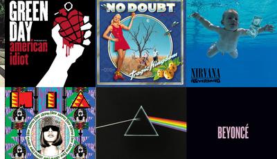 Serão estes os álbuns com as melhores capas de sempre?