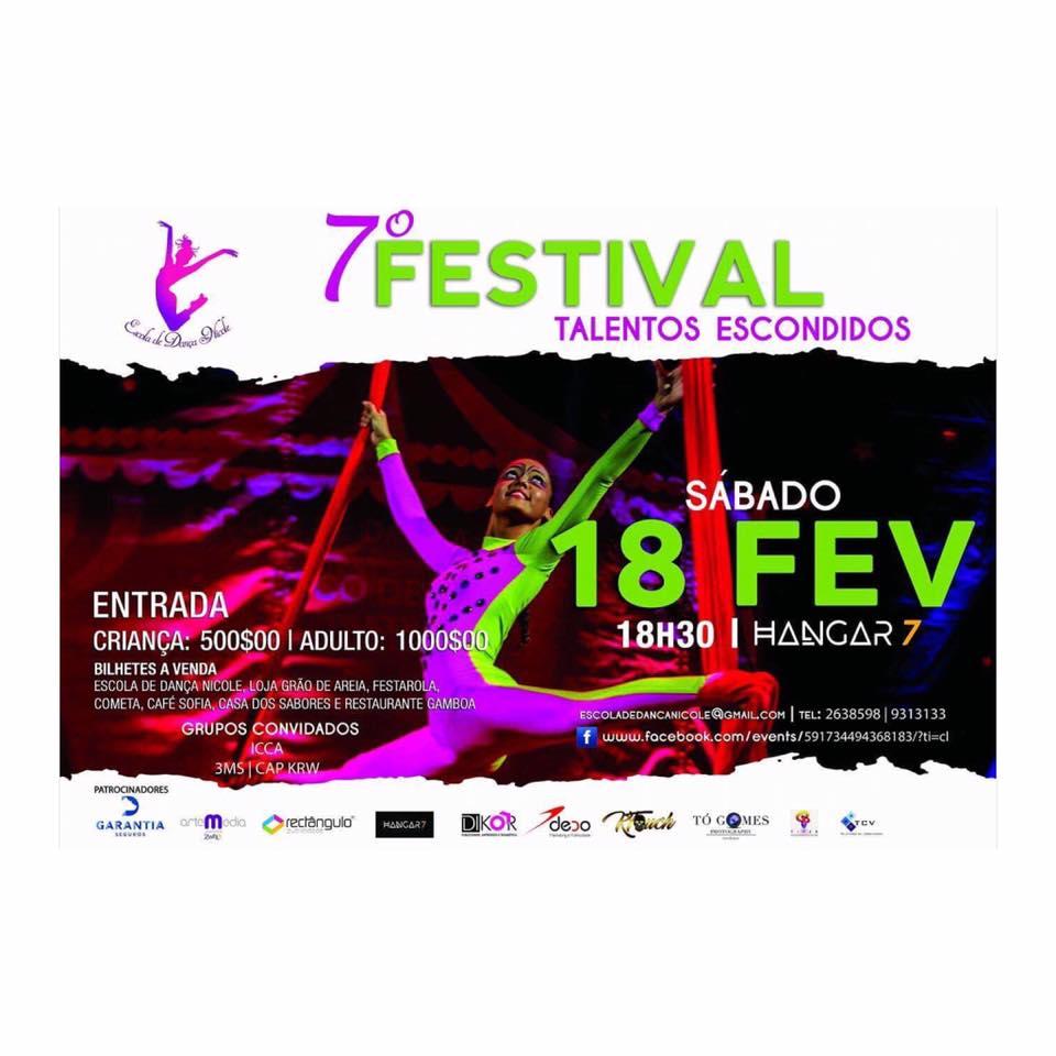7º Festival Talentos Escondidos