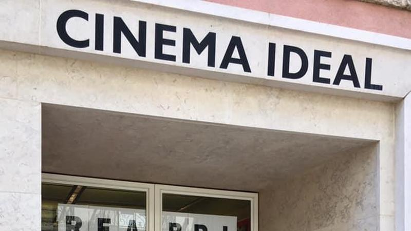 Cinema Ideal anuncia reabertura oficial da sala em Lisboa