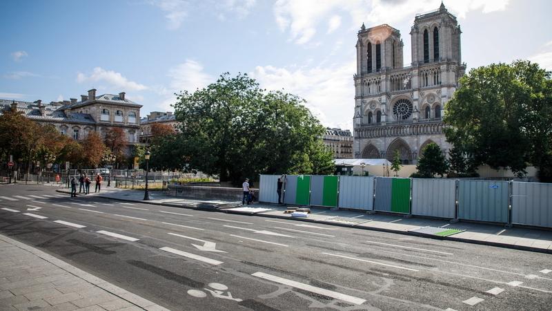 Catedral de Notre-Dame inspira novo livro de Ken Follett