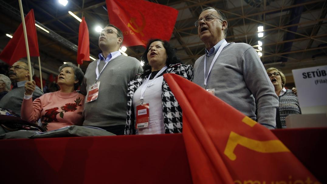 10 momentos do Congresso do PCP:  A direita vai a pé, o governo ainda não vai para a rua e a luta continua