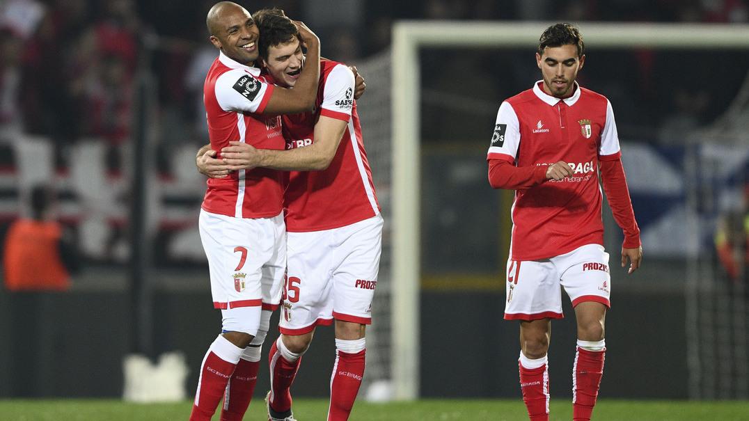 Resumo Vitória SC 0-5 SC Braga