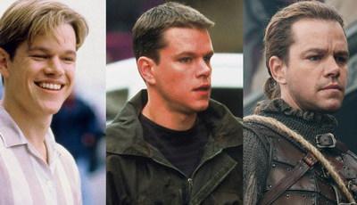 De bom rebelde a mercenário na China: O talento letal de Matt Damon