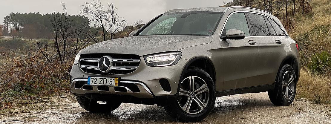 #Ensaio – Mercedes-Benz GLC 220d – A medida perfeita